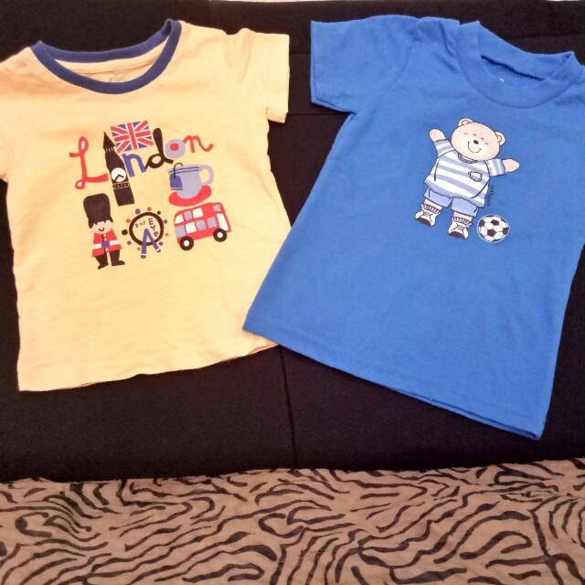 T-shirts for Boys Toddler