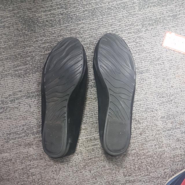 Tutu Toe Flat Shoes Size 38