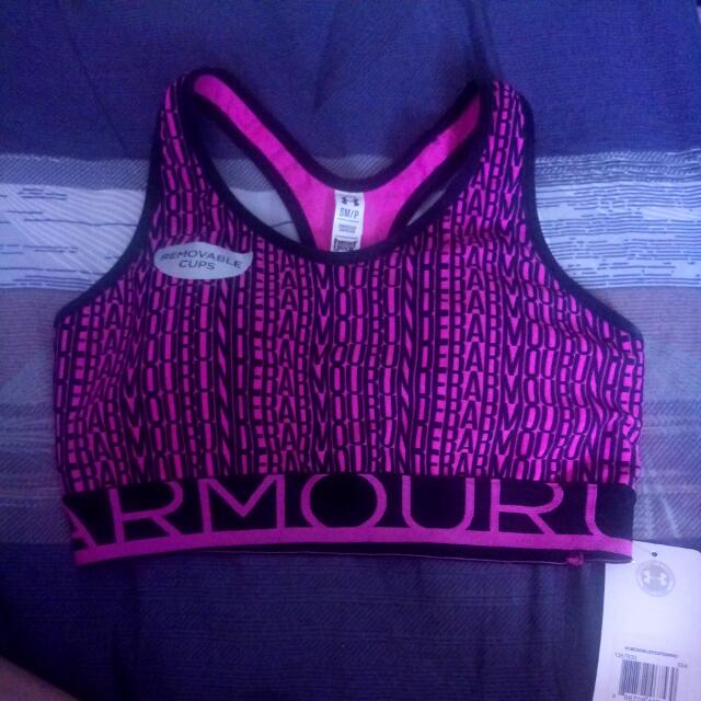 Underarmour Sports Bra Brandnew With Tag