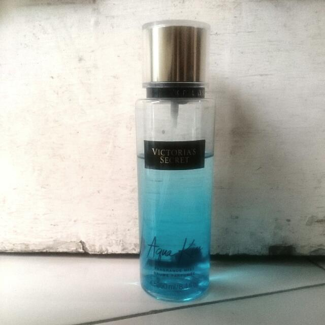 VICTORIA SECRET FRAGRANCE MIST-AQUA KISS