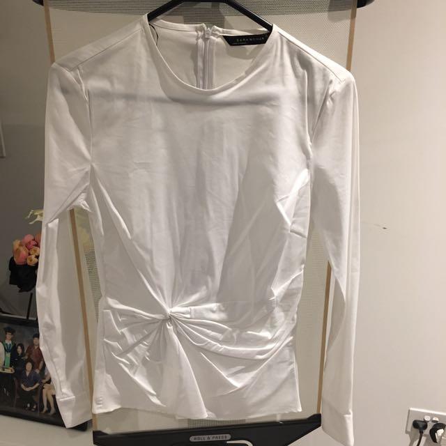 Zara Shirt (knot)