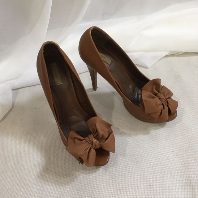 Zara Stilleto Size 38