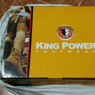King power Footwear Safety Boot