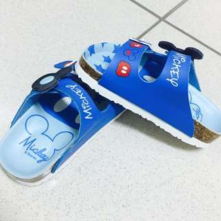 迪士尼正版藍色寶寶拖鞋👟