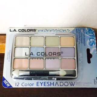 Eyeshadow L.A. Colors