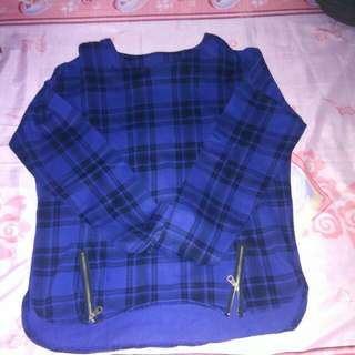Sweater Flanel