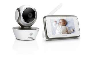 Motorola Wi-Fi Monitor W/ Touch Screen
