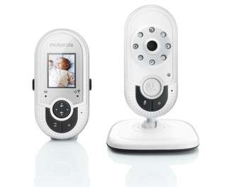 Motorola 1.8 Inch Video Baby Monitor1.8 INCH VIDEO BABY MONITOR