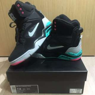 Nike Air Command Force Black/Wolf Grey Color