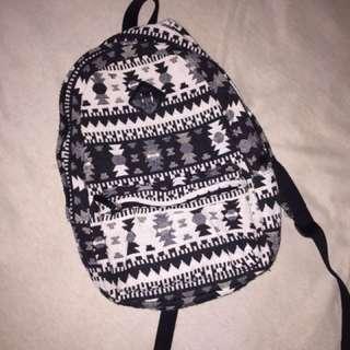 Forever 21 Men Aztec Printed Bag
