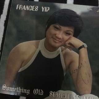 """Frances Yip """"Something Old Something New"""" LP"""