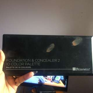 BH Cosmetics Foundation & Concealer