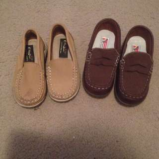 Pair of Boys Loafers