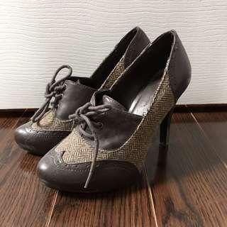 Charlotte Russe Oxford Heels