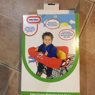 Little Tikes High Chair/ Shopping Cart Cover