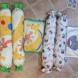 2 Baby Pillow Sets
