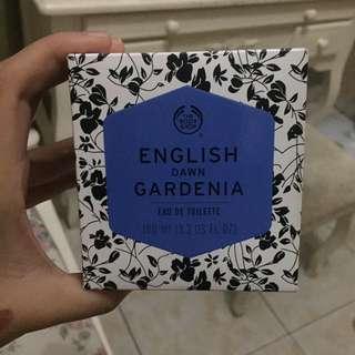 The Bodyshop english dawn gardenia EDT