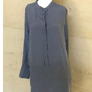 Equipment Femme Shirt Dress