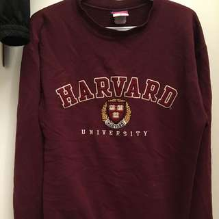 Harvard University Crewneck - Size M