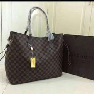 Lv With Paper Bag