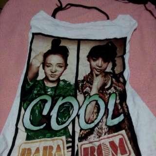 T-shirt 2Ne1