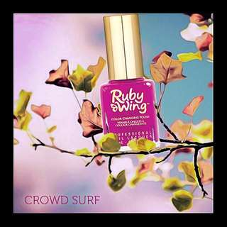 Ruby Wing Crowd Surf
