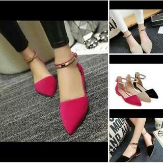Fashion Korean Shoes Comfy Sizes: 35 - 39