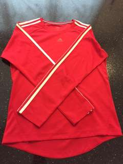 Authentic Adidas long sleeves