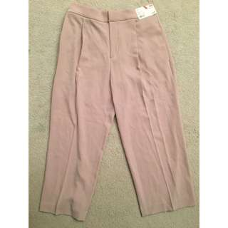 Uniqlo Pleated Culottes - Size M
