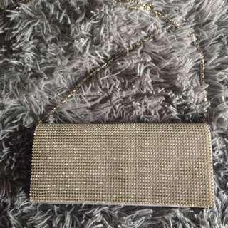 A Ball clutch/purse