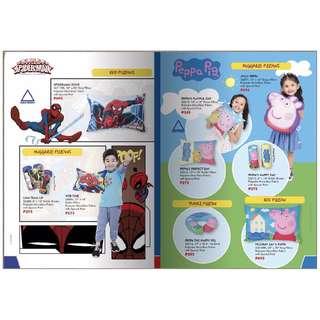 Dakki Item (Spiderman, Transformer, Peppa pig)