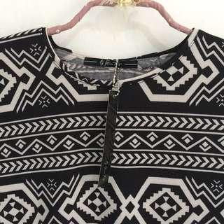 NEW NEW NEW! Navajo Etnik Pattern Tshirt - Kaos Distro