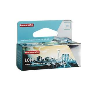 Lomography 藍綠色調特效 120 底片 LOMO Turquoise XR 100-400