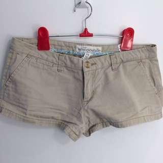 Beige Aeropostale Khaki Shorts