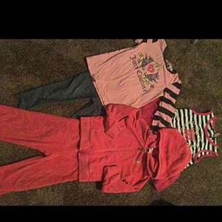 Juicy Couture Outfits