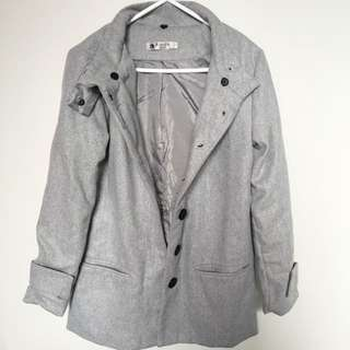 NEW Grey coat