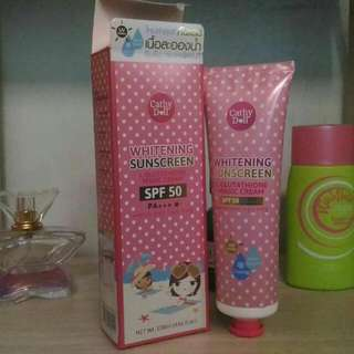 Whitening Sunscreen Cathcy Doll