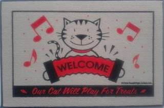 Funny Doormats (Cat Series)