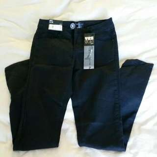 New Look Black Skinny Jeans New With Tags Size 8