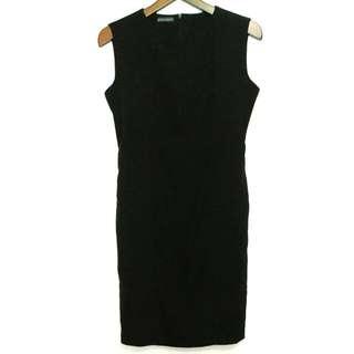 Workinghour(s) Little Black Dress - Preloved