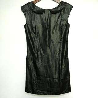 DKNY Backless Little Black Dress - Preloved