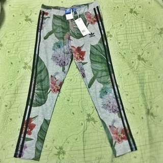 Adidas Floral Training Leggings