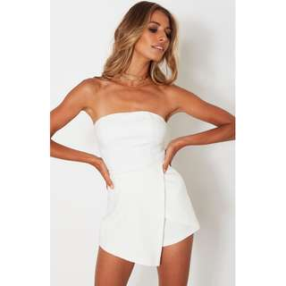 RENTING JUMPSUIT (white, size 8)