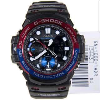 GN-1000 Casio G-Shock Gulfmaster Watch GN-1000-1A
