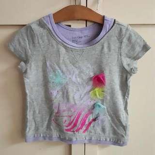 2pcs T Shirt Bundle