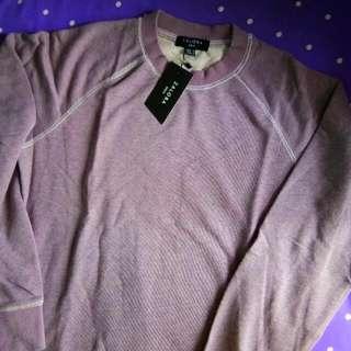 Reprice - ZALORA baby Purple Sweater M
