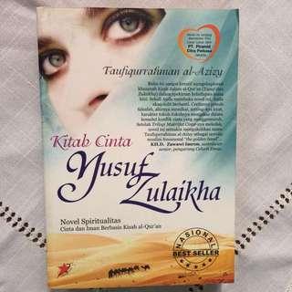 Kitab Cinta Yusuf Zulaikha