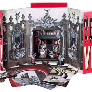 Teatro Olivia Pop Up Book