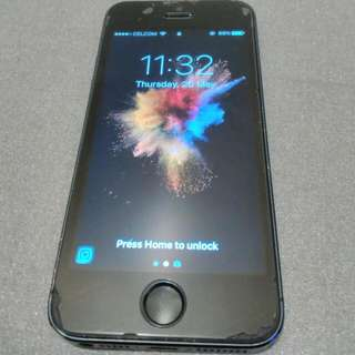 Iphone 5 16GB Black Limited