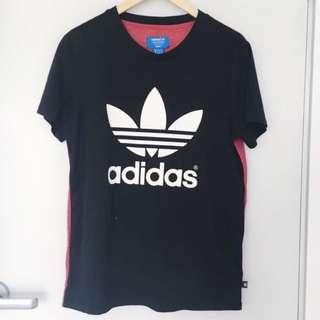 Adidas Rita Ora Holographic Tshirt